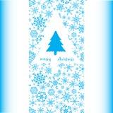 圣诞快乐卡片eps10 库存照片