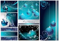 圣诞快乐和新年好 免版税库存图片
