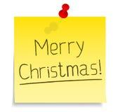 圣诞快乐 免版税库存照片
