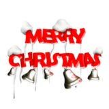 圣诞快乐 库存照片