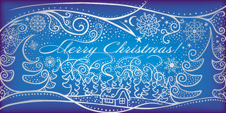 圣诞快乐! 库存照片