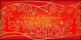 圣诞快乐! 图库摄影