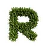 圣诞树信件R 皇族释放例证