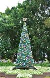 圣诞树在悉尼 免版税库存图片