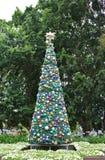 圣诞树在悉尼 免版税库存照片