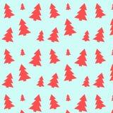 圣诞树样式 也corel凹道例证向量 库存图片