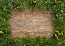 圣诞树球 库存图片