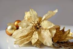 圣诞树装饰装饰品木兰 免版税库存照片