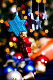 圣诞树装饰2 库存图片
