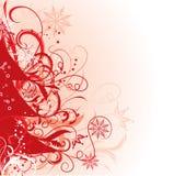 圣诞树,向量 免版税库存照片