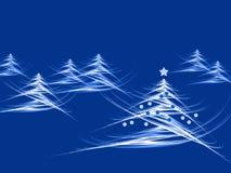 圣诞树 向量例证