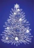 圣诞树 免版税库存照片