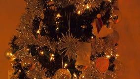 圣诞树 影视素材