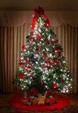 圣诞树 免版税库存图片