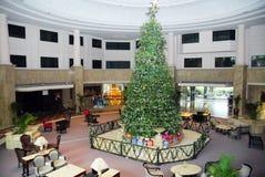 圣诞树decoartion 免版税库存照片