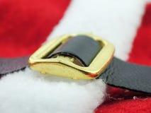 圣诞老人传送带背景 库存图片