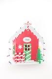圣诞老人家 免版税库存图片