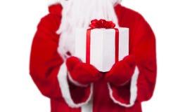 圣诞老人概念 库存照片