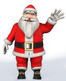 圣诞老人父亲圣诞节 免版税库存照片