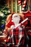 圣诞老人的家 库存照片