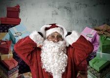 圣诞老人,圣诞节 库存图片