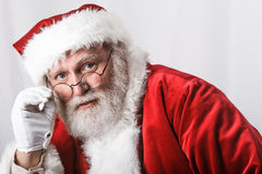 圣诞老人 免版税图库摄影