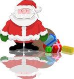 圣诞老人 库存照片