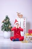 圣诞老人 免版税库存照片