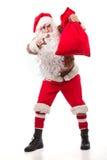 圣诞老人Clau 库存图片
