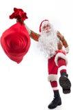 圣诞老人Clau 库存照片