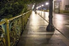 圣诞老人Ifigenia高架桥 库存图片