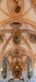 圣诞老人Klara教会斯德哥尔摩瑞典 免版税库存图片