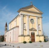 圣诞老人Margherita & x28教会; 圣玛格丽特& x29;在坎波多罗& x28; PD& x29; 库存图片