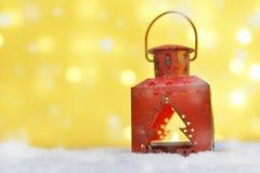 圣诞节不同的装饰品 免版税图库摄影
