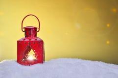 圣诞节不同的装饰品 免版税库存照片