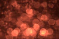 圣诞节与拷贝空间的闪烁背景 库存例证
