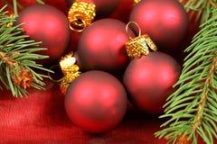 圣诞节中看不中用的物品小组宏指令  免版税库存图片