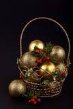 圣诞节中看不中用的物品 免版税图库摄影