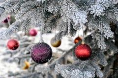 圣诞节中看不中用的物品 图库摄影