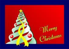 圣诞节主题 免版税库存照片