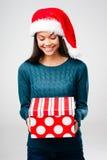 圣诞节乐趣拉丁美洲人 免版税图库摄影