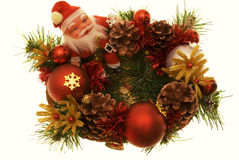 圣诞节事情 免版税库存照片