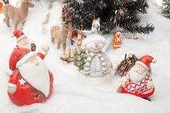 圣诞节会合点 免版税图库摄影