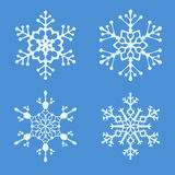 圣诞节传染媒介例证-美好的冬天 免版税库存照片
