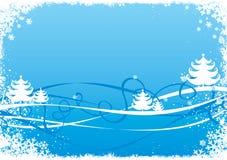 圣诞节例证新年度 库存图片