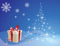 圣诞节例证 免版税图库摄影