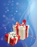 圣诞节例证 免版税库存照片