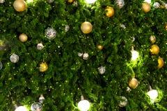 圣诞节假日样式和背景  免版税库存图片