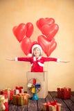 圣诞节假日概念 免版税库存照片