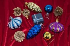 圣诞节假日, 免版税库存图片